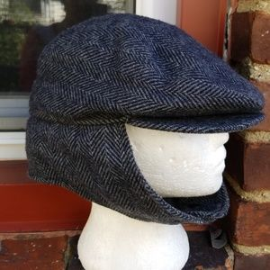 Accessories - Herringbone super winter hat
